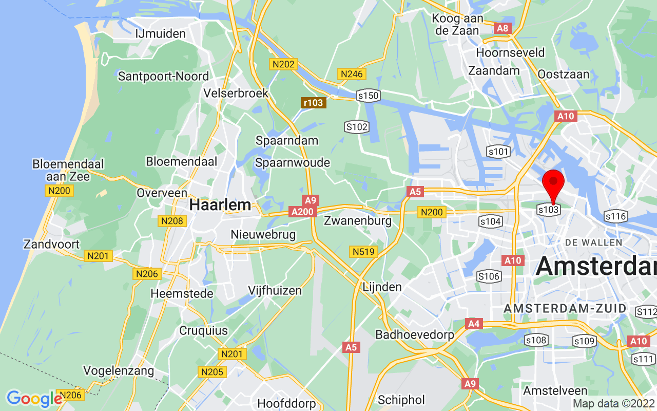 Google Map of Klönneplein 1, 1014 DD Amsterdam