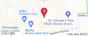 Stevenage Indoor Market