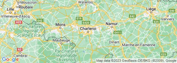 6000+Charleroi%2CBelgio