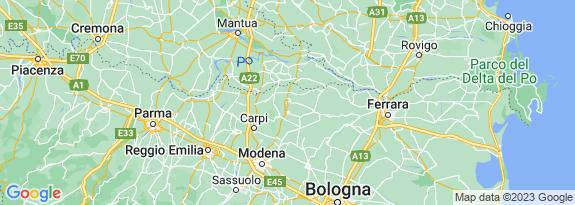 Mirandola+-+Modena%2CItalie