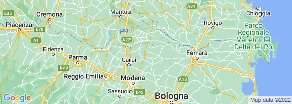 Mirandola+-+Modena%2CItalien
