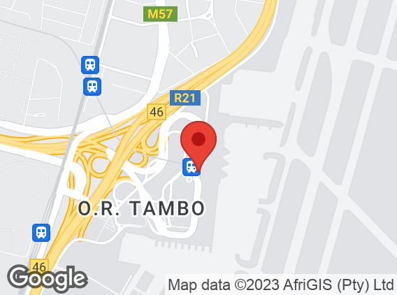 OR Tambo Airport (Johannesburg)