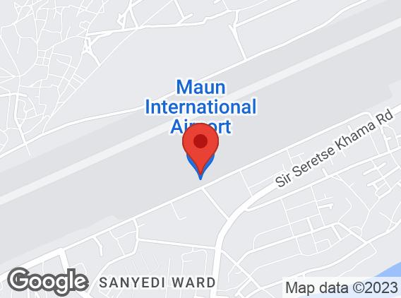 Maun Airport