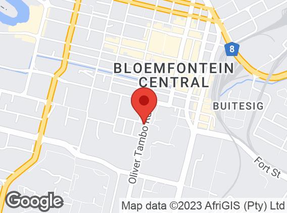 Bloemfontein Central