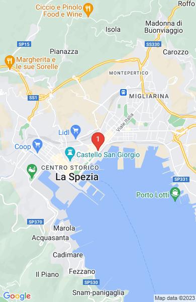 Indirizzo studio Co.Me.Te La Spezia