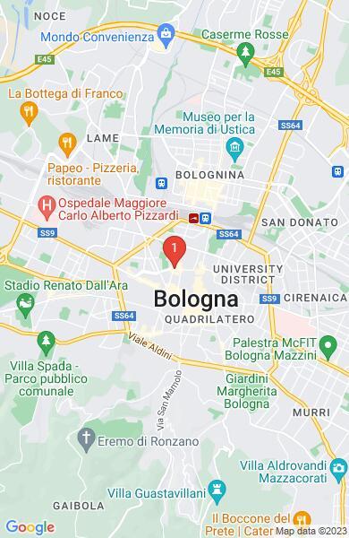 Indirizzo studio Pronto Soccorso Psicologico Bologna