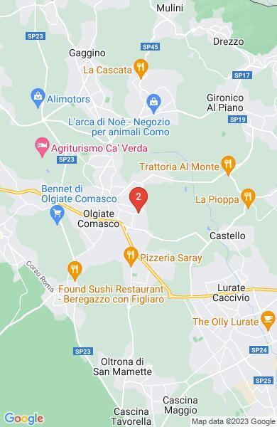 Indirizzo studio Giuseppina