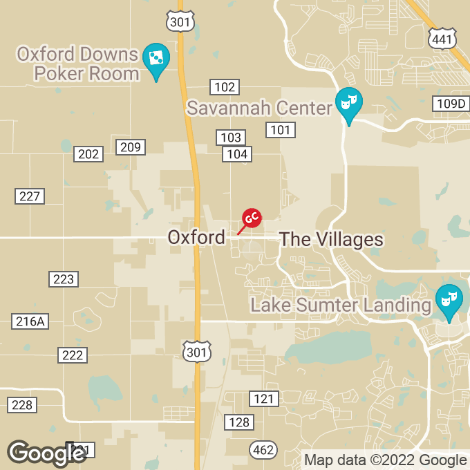 Golden Corral Wedgewood Lane, The villages, FL location map