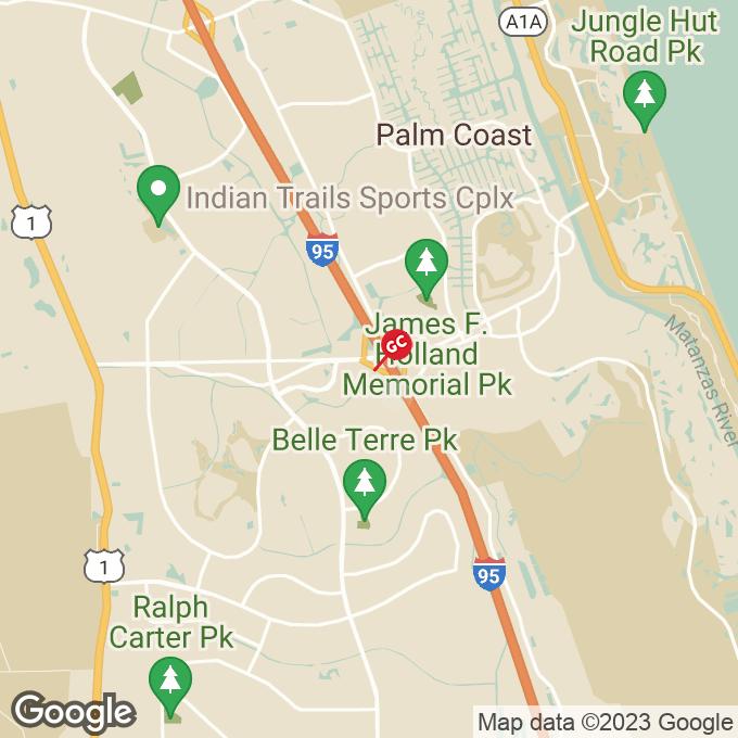 Golden Corral Cypress Edge Dr., Palm coast, FL location map