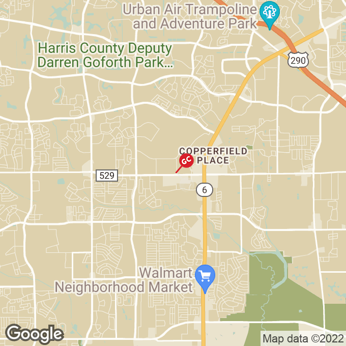 Golden Corral Fm 529 Road, Houston, TX location map
