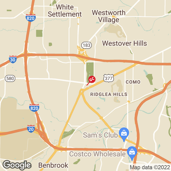 Golden Corral Alta Mere Drive, Fort worth, TX location map