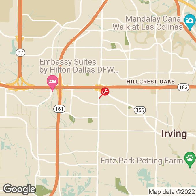 Golden Corral N. Beltline Road, Irving, TX location map