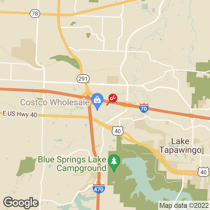 Golden Corral E Valley View Parkway, Independence, MO location map