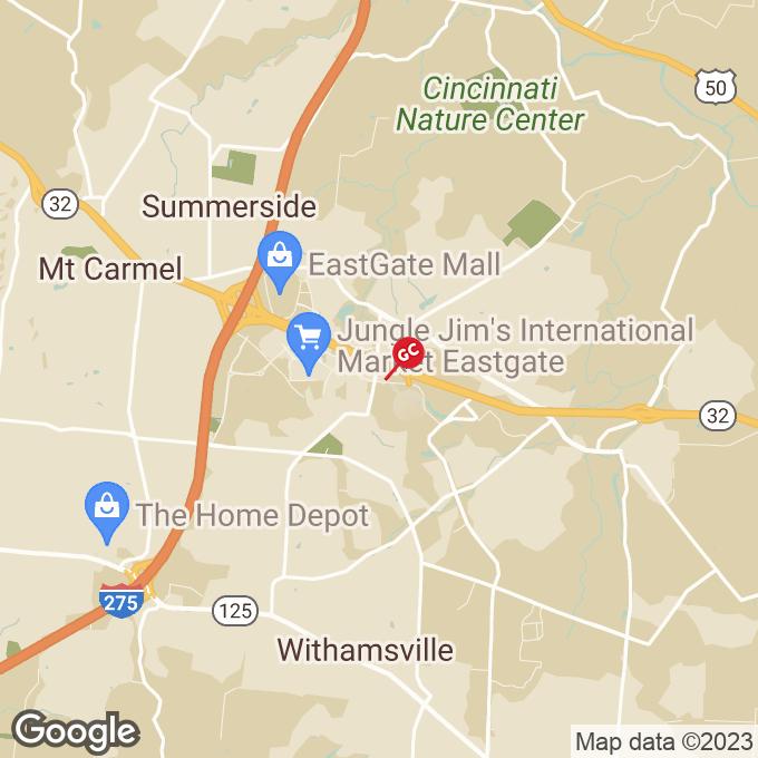 Golden Corral Glen Este-withamsville Rd, Cincinnati, OH location map