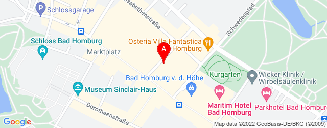 Audenstrasse 3, 61348 Bad Homburg