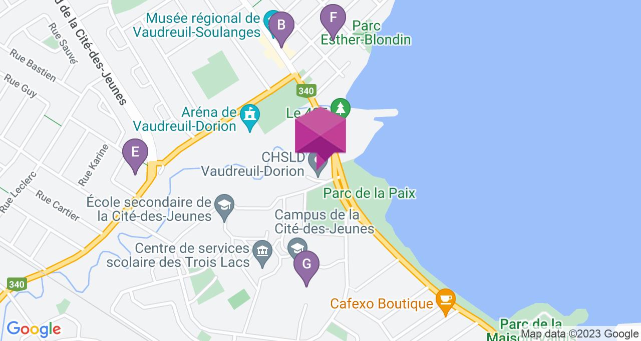 CHSLD de Vaudreuil
