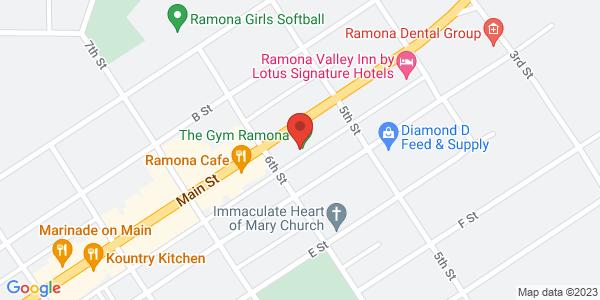 Personal Training  in Ramona - Ramona Fitness Center
