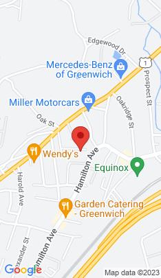 Map of Condo Home on 16 Ritch Avenue,Greenwich, CT