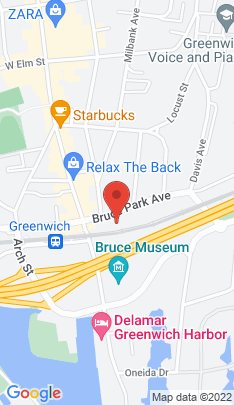Map of Condo Home on 34 Bruce Park Avenue,Greenwich, CT