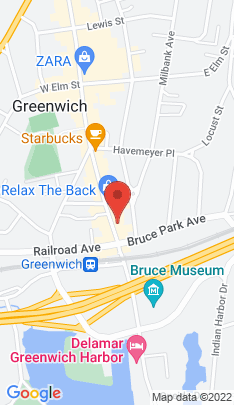 Map of Multi Family Home on 401 Greenwich Avenue,Greenwich, CT