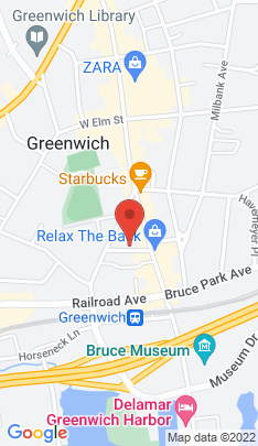 Map of Single Family Home on 17 Grigg Street,Greenwich, CT
