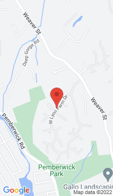 Map of Condo Home on 125 Lyon Farm Drive,Greenwich, CT