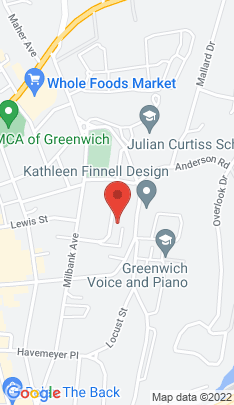 Map of Single Family Home on 73 Connecticut Avenue,Greenwich, CT