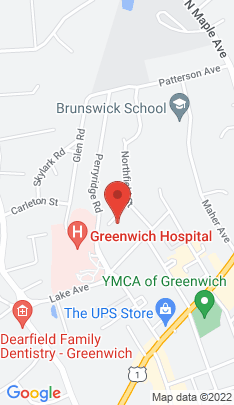 Map of Multi Family Home on 20 Division Street,Greenwich, CT