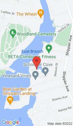 Map of Condo Home on 123 Harbor Drive,Stamford, CT