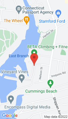Map of Condo Home on 89 Harbor Drive,Stamford, CT