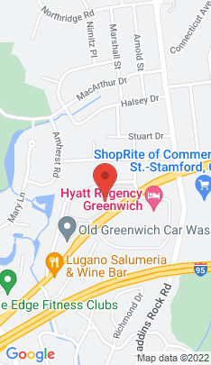 Map of Condo Home on 1465 Putnam Avenue,Greenwich, CT