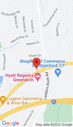 Map of Condo Home on 1535 Putnam Avenue,Greenwich, CT
