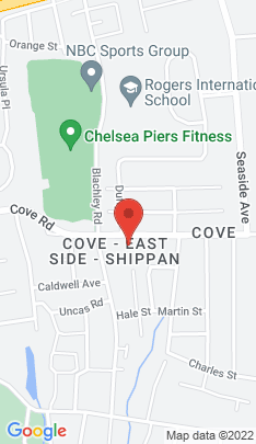 Map of Condo Home on 637 Cove Road,Stamford, CT