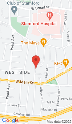 Map of Condo Home on 59 Liberty Street,Stamford, CT