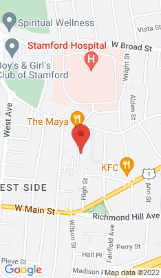 Map of Condo Home on 11 Finney Lane,Stamford, CT