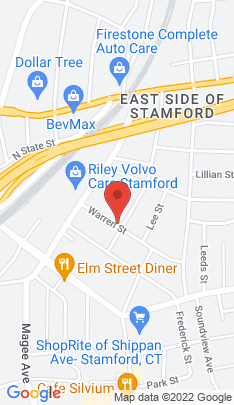 Map of Condo Home on 40 Warren Street,Stamford, CT
