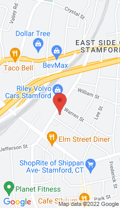 Map of Condo Home on 130 Myrtle Avenue,Stamford, CT