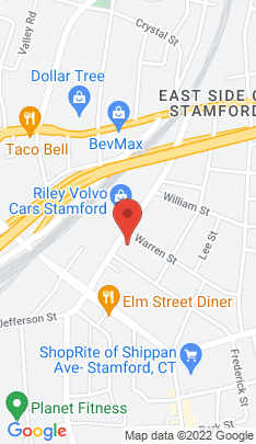 Map of Condo Home on 126 Myrtle Avenue,Stamford, CT