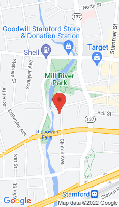 Map of Single Family Home on 9 Clinton Avenue,Stamford, CT