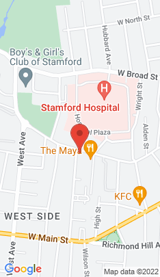Map of Condo Home on 186 Stillwater Avenue,Stamford, CT