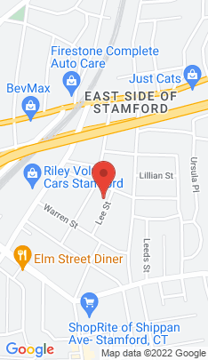 Map of Condo Home on 53 William Street,Stamford, CT