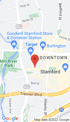 Map of condominium home on 122 Summer Street,Stamford, CT
