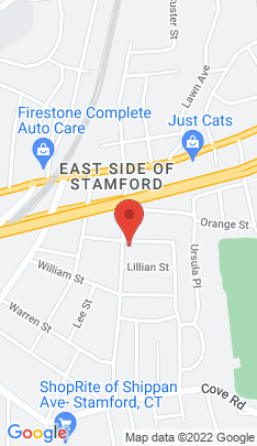 Map of Multi Family Home on 62 Lockwood Avenue,Stamford, CT