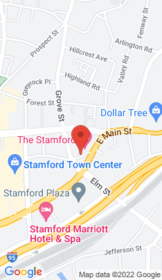 Map of Condo Home on 850 Main Street,Stamford, CT