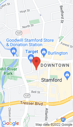 Map of Condo Home on 112 Summer Street,Stamford, CT