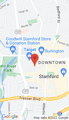 Map of Condo Home on 122 Summer Street,Stamford, CT