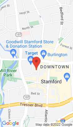 Map of Condo Home on 140 Summer Street,Stamford, CT