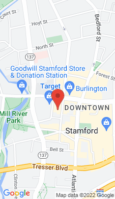 Map of Condo Home on 184a Summer Street,Stamford, CT