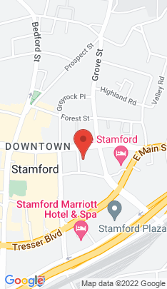 Map of Residential Property on 201 Broad Street,Stamford, CT