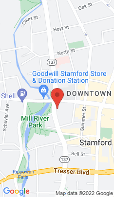 Map of Condo Home on 1 Broad Street,Stamford, CT